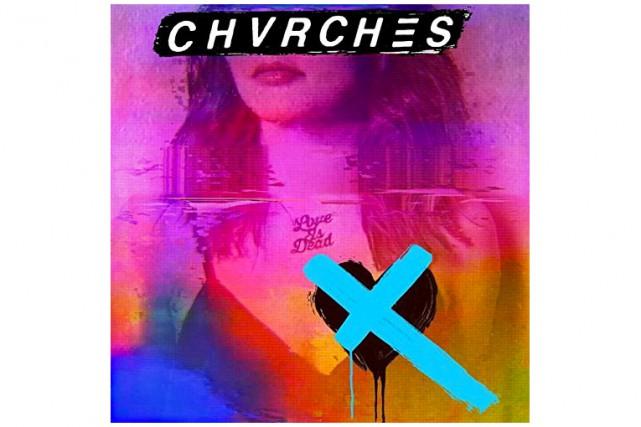 Love Is Dead, de CHVRCHES... (Image fournie par Glassnote)