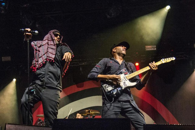 Prophets of Rage... (Photo Amy Harris, archives Associated Press)