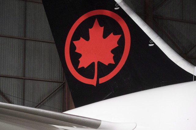 Air Canada a augmenté sa capacité sur les... (THE CANADIAN PRESS)