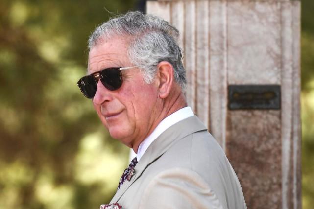 Le prince Charles est appelé à s'expliquer sur... (ARCHIVES AFP)