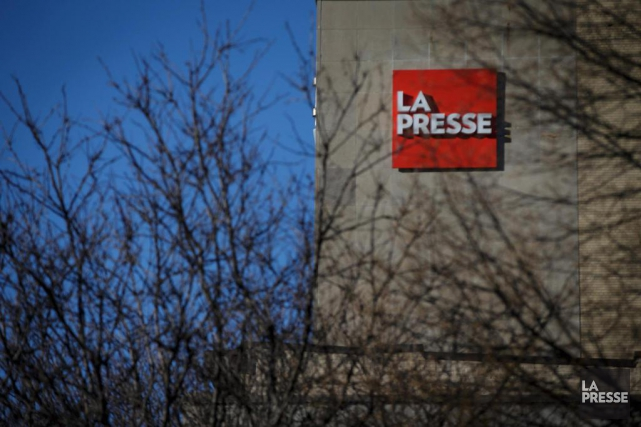 Power Corporation, la direction de La Presse, les... (PHOTO OLIVIER JEAN, LA PRESSE)