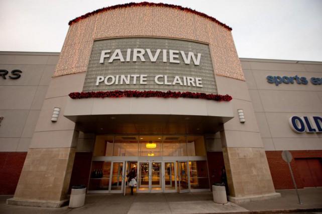 Le Fairview Pointe Claire... (Photo David Boily, Archives La Presse)
