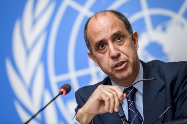 «Une proposition concrète du point de vue des... (AFP)