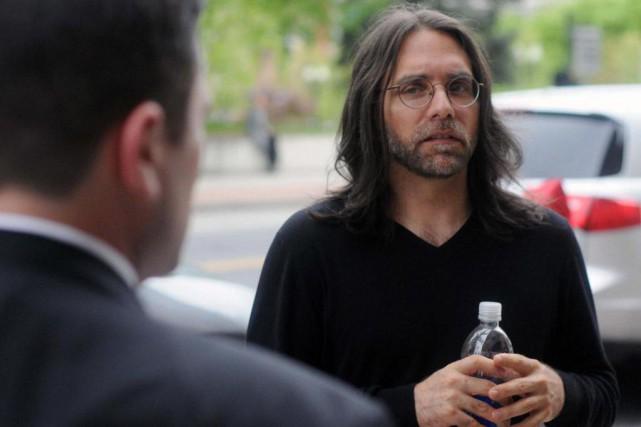 Le gourou Keith Raniere est accusé de trafic... (PHOTOPATRICK DODSON, COLLABORATION SPÉCIALE)