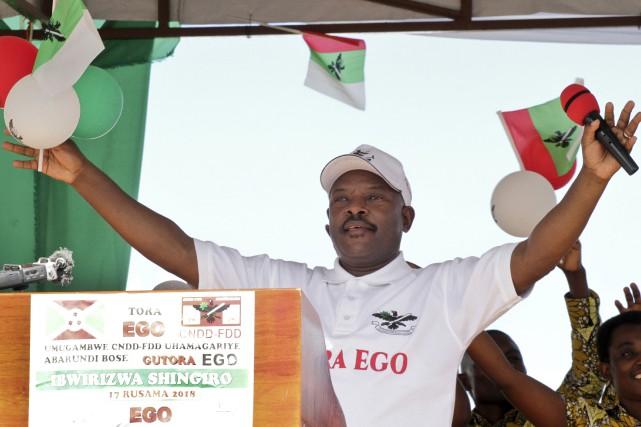 Le Burundi est plongé dans une grave crise... (Photo Archives Associated Press)