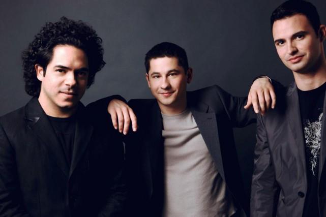 Le trio d'Eldar Djangirov: Armando Gola, Eldar Djangirov... (Photo fournie par le FMCM)