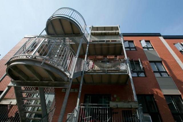 Les coopératives ne représentent que 1% des habitations... (Photo François Roy, La Presse)