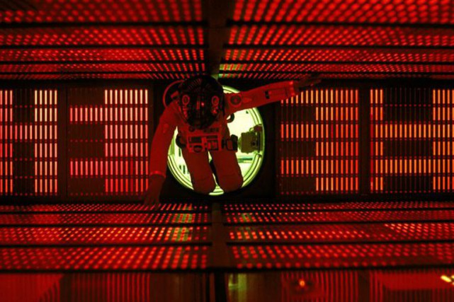 2001:A Space Odyssey, de Stanley Kubrick... (photo fournie parWarner Bros.)