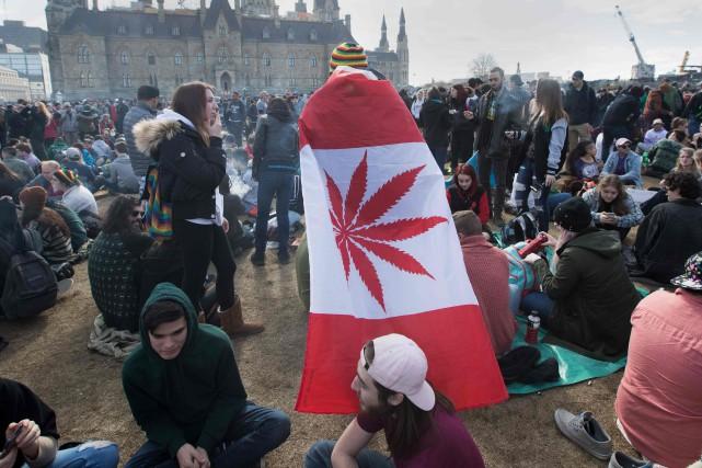 Un amendement est particulièrement surveillé par Québec: celui... (Photo Lars Hagberg, archives Agence France-Presse)