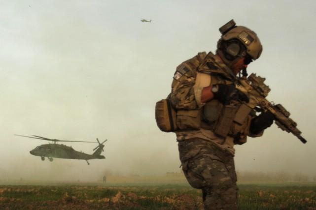 Un responsable du ministère américain de la Défense... (PHOTO ARCHIVES AFP)