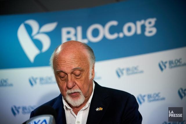 Selon le président du Bloc, Gilbert Paquette, le... (PHOTO archives LA PRESSE)