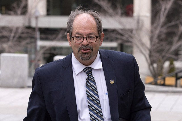 Geoffrey Kelleyest ministre responsable des Affaires autochtones depuis... (Jacques Boissinot, archives PC)