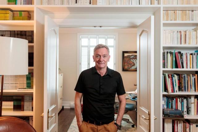 Le dramaturge Michel Marc Bouchard... (PHOTO HUGO-SéBASTIEN AUBERT, LA PRESSE)