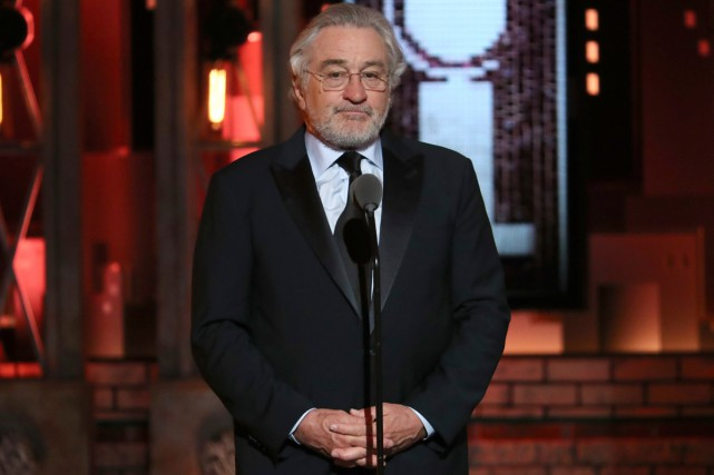 Robert De Niro... (Photo AP)