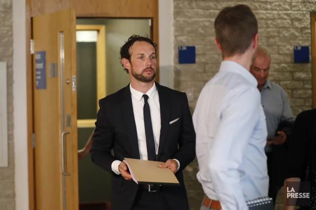 Patrick Ouellet fait face à une accusation de... (Photo Martin Chamberland, La Presse)