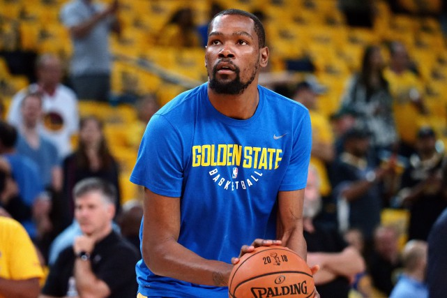 Kevin Durant... (PHOTO REUTERS)