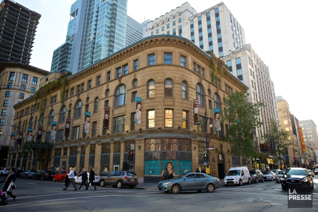 La firme d'architecture montréalaise Aedifica a collaboré avec... (Photo André Pichette, archives La Presse)