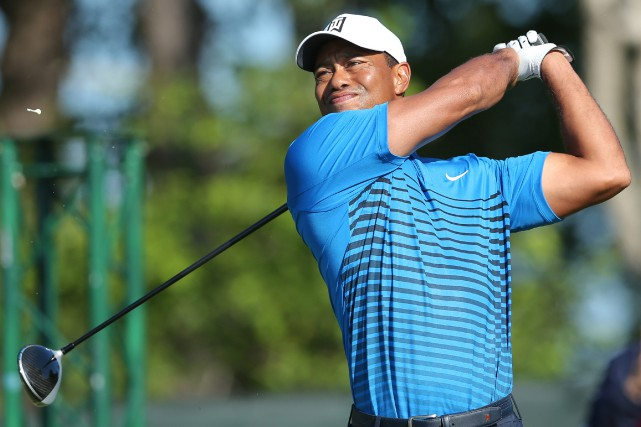 Tiger Woods... (Photo Brad Penner, USA Today Sports)