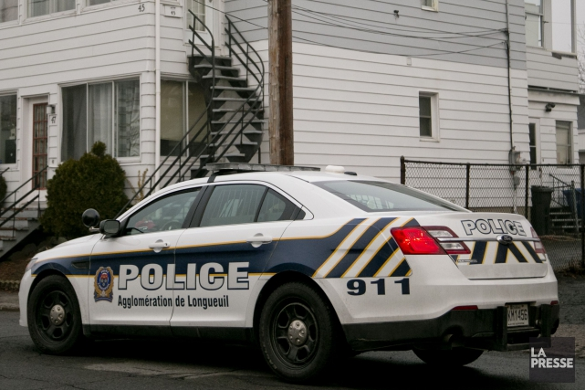 Selon la police de Longueuil, le suspect aurait... (PHOTO DAVID BOILY, ARCHIVES LA PRESSE)