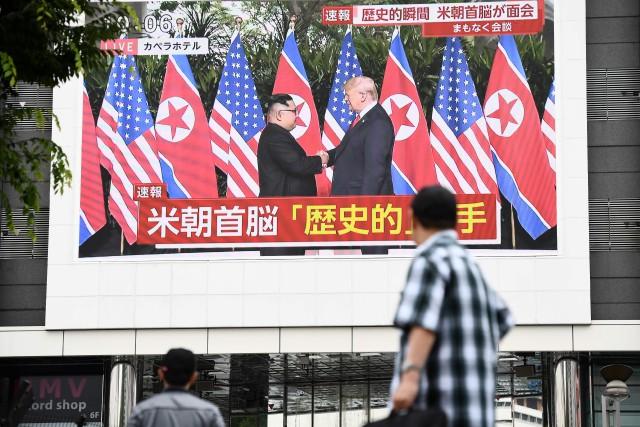 «Le problème n'est pas que le président américain... (PHOTO AFP)