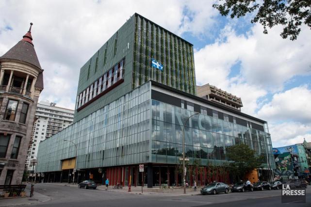 Installé à Montréal, l'ITHQ est le seul établissement... (PHOTO HUGO-SÉBASTIEN AUBERT, ARCHIVES LA PRESSE)
