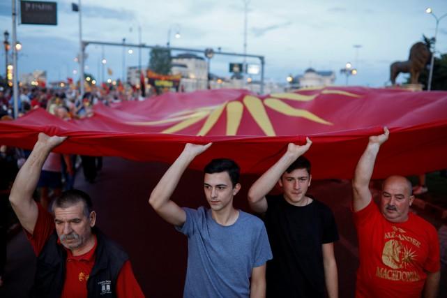 Les deux pays se disputent depuis 27 ans... (Photo Marko Djurica, Reuters)