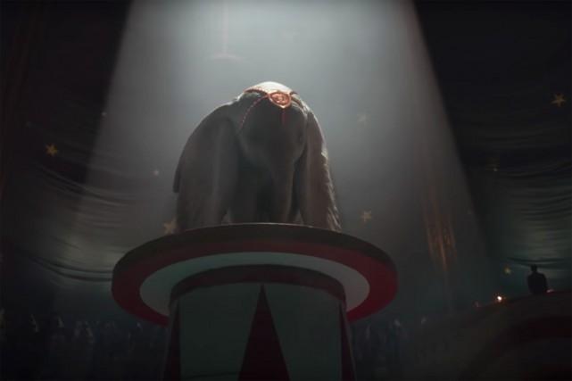 Disney a publié la première bande-annonce de la reprise du classique... (Capture d'écran)