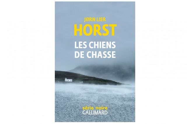 Les chiens de chasse... (Image fournie par Gallimard)