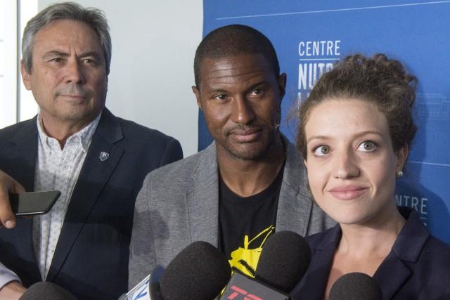 Le vice-président exécutif de l'Impact de Montréal, Richard... (Photo Ryan Remiorz, PC)