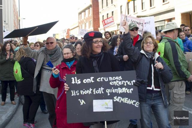 Les 445 professeurs de l'UQTR ont été appelés... (Photo Sylvain Mayer, archives Le Nouvelliste)