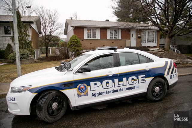 Le Service de police de l'agglomération de Longueuil sollicite l'aide de la... (PHOTO DAVID BOILY, ARCHIVES LA PRESSE)