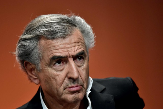Bernard-Henri Levy... (PHOTO AFP)