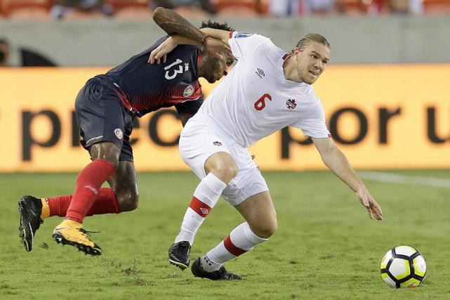 Verra-t-on Samuel Piette et l'équipe nationale canadienne à... (ARCHIVES REUTERS)