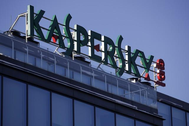 L'antivirus de Kaspersky Lab équipe quelque 400 millions... (AP)