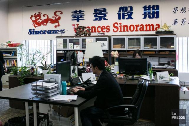 Dans les états financiers annuels de Sinorama Corporation,... (Photo Martin Tremblay, Archives La Presse)
