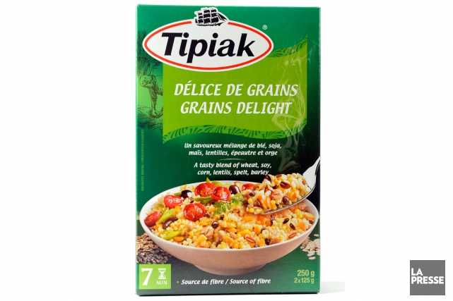 Délice de grains de Tipiak... (PHOTO BERNARD BRAULT, LA PRESSE)