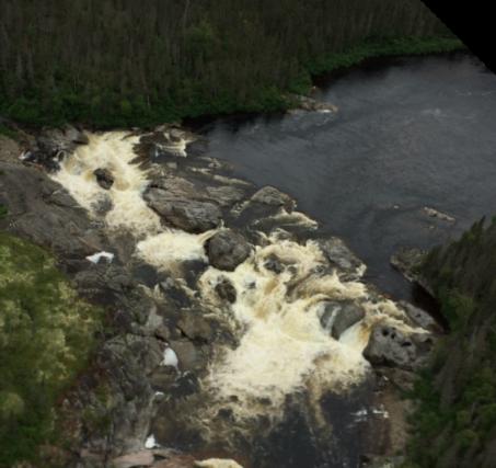 La rivière Saint-Jean.... (Photo fournie par la Fondation)
