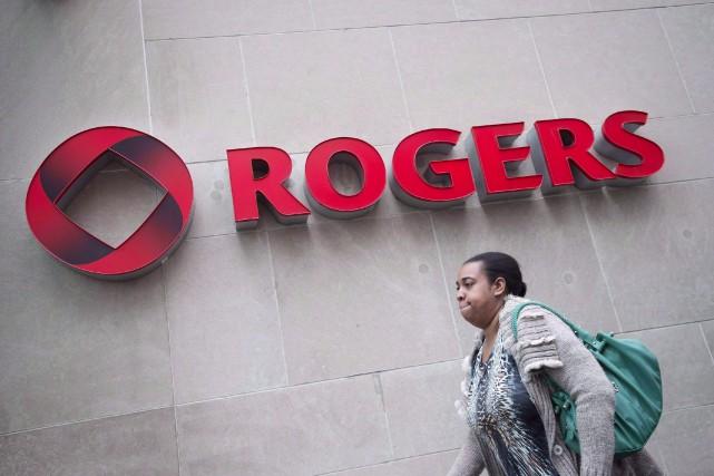 Rogers Communications réduit d'environ un tiers la taille de son équipe de... (Photo Darren Calabrese, archives PC)