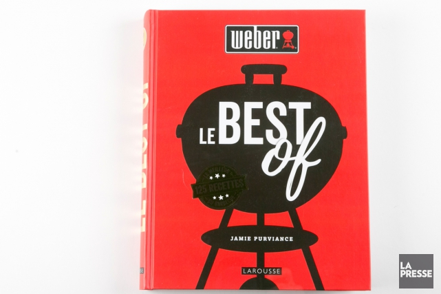 Le Best of- Le meilleur du barbecue, 125... (PHOTO FRANÇOIS ROY, LA PRESSE)