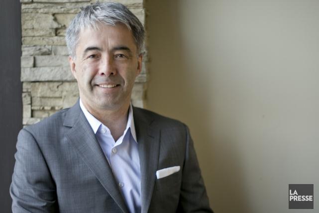Le président de la Coalition avenir Québec (CAQ),Stéphane... (PHOTO DAVID BOILY, ARCHIVES LA PRESSE)