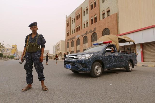 Hodeida, dans l'ouest du Yémen sur la mer... (Photo Abduljabbar Zeyad, Reuters)