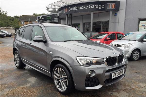 Un BMW, c'est fameux, mais au garage c'est... (Photo Wightbay)