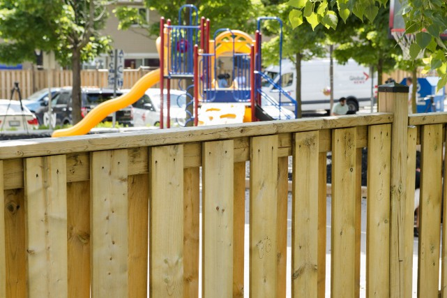 Selon les autorités, l'homme se serait approché d'un... (Photo La Presse canadienne)