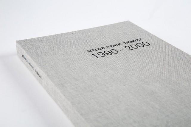Le livre Atelier Pierre Thibault... (Photo François Roy, La Presse)