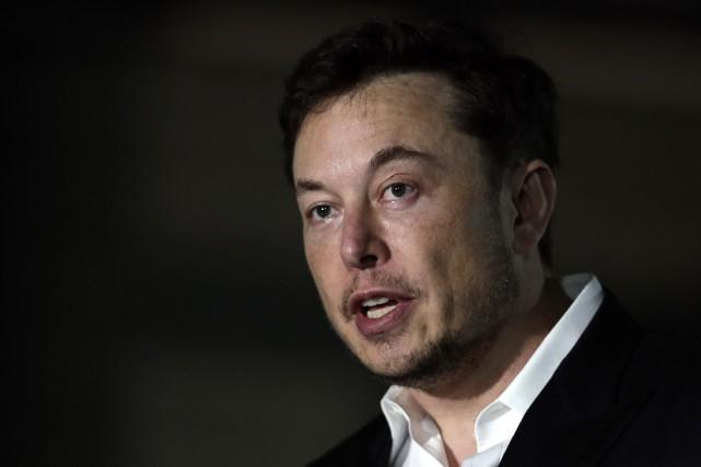 Elon Musk, PDG de Tesla, accuse un employé de «sabotage» et de vol...