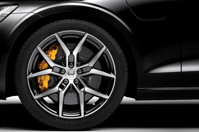 Volvo Cars new S60 Polestar Engineered. Photo fournie...