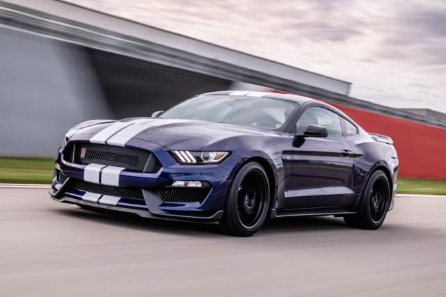 En attendant le dévoilement de la Mustang Shelby...