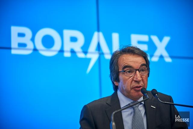 Le président et chef de la direction de... (Photo André Pichette, ARCHIVES LA PRESSE)