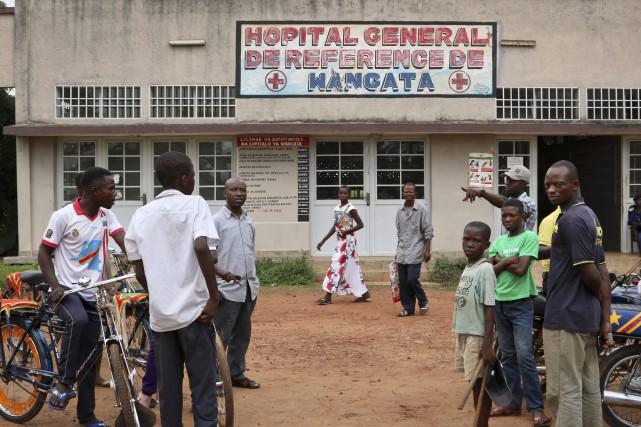 Les 26 cas de polio enregistrés en République démocratique du Congo ces... (PHOTO SAM MEDNICK, ARCHIVES ASSOCIATED PRESS)