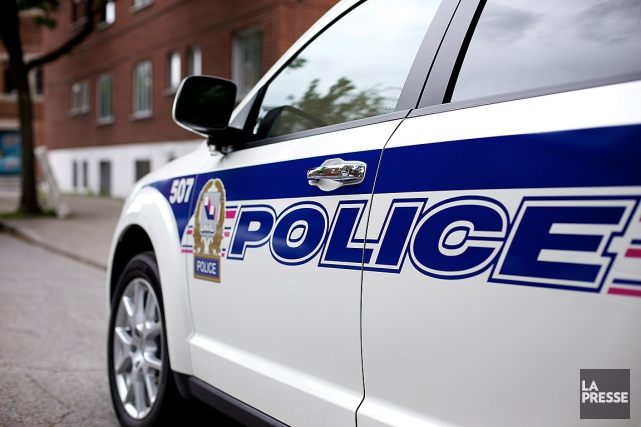 La police de Laval a annoncé ce matin avoir arrêté sept hommes qui auraient... (PHOTO ARCHIVES LA PRESSE)